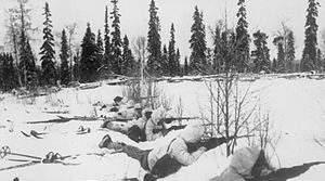 Учения финской армии показывают, что финны видят в России угрозу своей безопасности