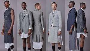 Последний модный тренд – мужчина в юбке и на 20-сантиметровых каблуках