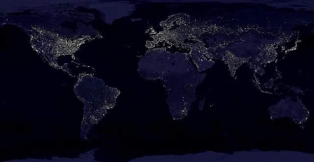 Визуализация: Какие энергоносители снабжают мир электроэнергией