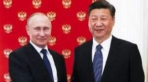 Россия и Китай бросают вызов расколотому Западу