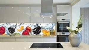 Фартук из стекла для вашей кухни – стильный и практичный элемент в дизайне интерьера