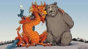 Китайско-российский союз — яркий пример того, что целое может быть больше, чем сумма его частей