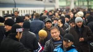 Трудовые мигранты из стран Центральной Азии оказались в России в условиях неопределенности