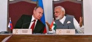 Индия и Россия объединяют усилия, чтобы вместе уравновесить влияние Китая на российском Дальнем Востоке