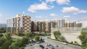 В первом полугодии 2017 года в Санкт-Петербурге ввод жилья в эксплуатацию жилья вырос на 8,4 процента
