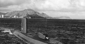 Как сверхсекретная американская подлодка выполняла шпионские операции против СССР