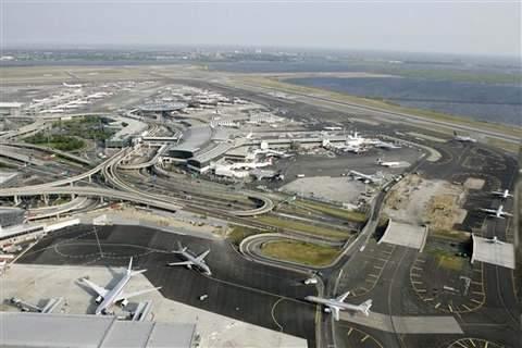 аэропорт им. Дж. Кеннеди в Нью-Йорке