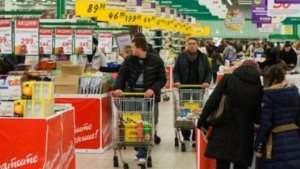 Экономический рост в России связан с потребительским спросом