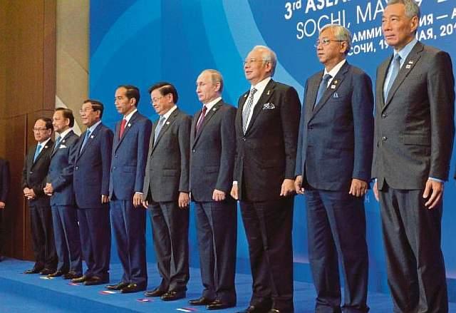 RUSSIA-ASEAN-DIPLOMACY