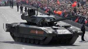 Армия России готовится ко следующей больший войне