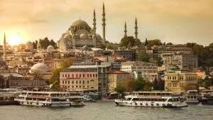 Турция, Иран, Россия и Индия играют в «новый Шелковый Путь»