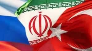Перспективы альянса Турции, Ирана и России