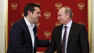 Доклад Атлантического совета: Россия использует Грецию в роли «троянского коня»