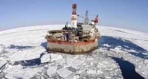 Добыча нефти на российском Севере угрожает восстановлению мировых цен на нефть