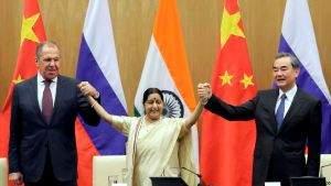 Россия пытается убедить Индию поддержать торговый проект Китая