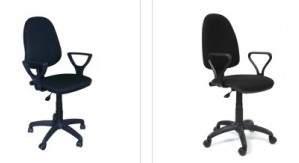 Сборка офисного кресла «Престиж»