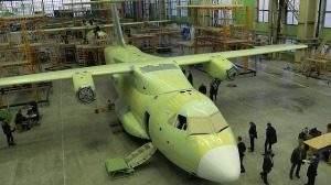 Создается первый прототип российского военного транспортника Ил-112В