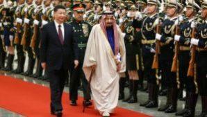Китай делает шаг в ближневосточный водоворот