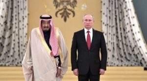 Большая нефтяная игра России и Саудовской Аравии