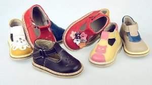 Ежегодно  в мире выпускается около сорока миллионов пар детской обуви