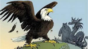 Примет ли Америка поражение или бросит вызов русскому медведю и китайскому дракону?
