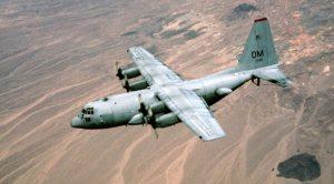 Россия ведет радиоэлектронную войну, подавляя аппаратуру американских самолетов EC-130 в Сирии