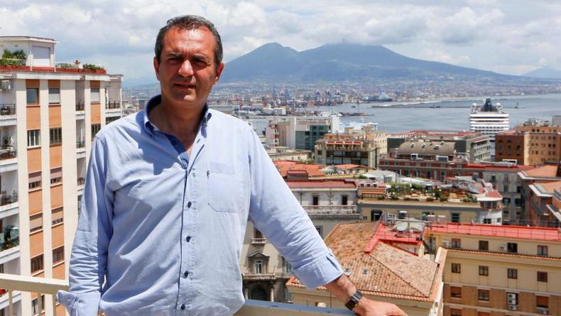 Мэр Неаполя Луиджи де Магистрис