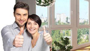 Окна ПВХ сделают ваш дом комфортнее и красивее