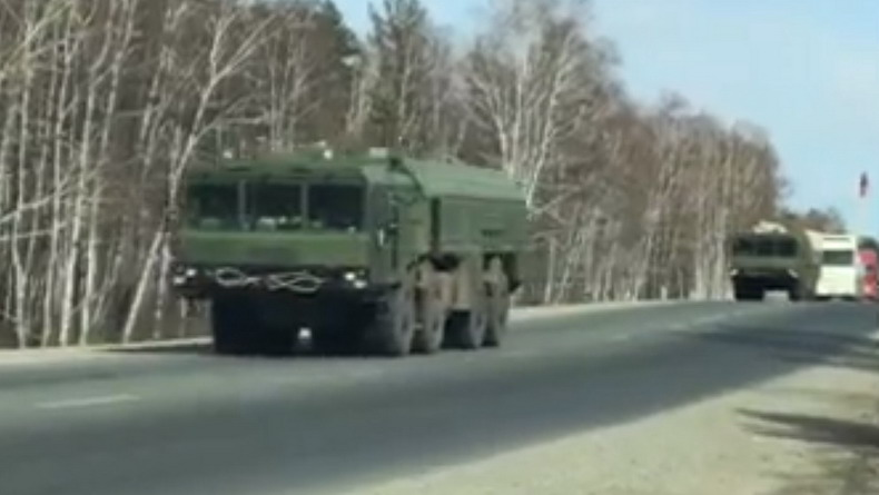 Россия внезапно привела свои силы в состояние полной боеготовности