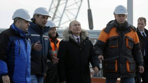 Президент Путин готовится к новой холодной войне