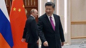 Китай полагает, что инвестировать в Россию слишком рискованно