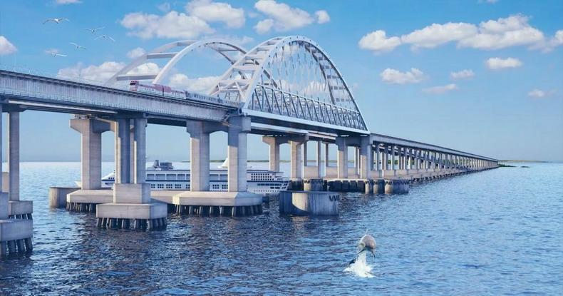 Крымский мост Аркадия Ротенберга: хроники строительства и открытия