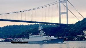 Россия сокращает свой корабельный состав в Каспийском море
