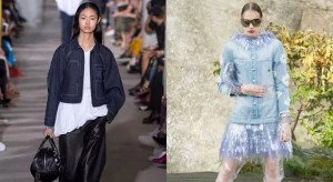 Легкие короткие женские куртки – идеальное решение для теплого сезона 2018 года