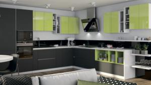 Эконом кухня на заказ – можно ли купить недорогую кухонную мебель по индивидуальным размерам
