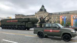 Америка и Россия сокращают свои ядерные арсеналы, в то время как Китай наращивает мощь