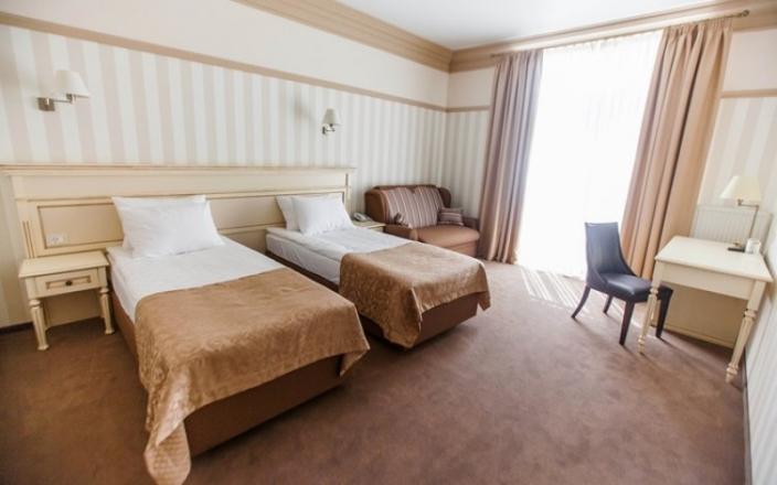 уютный Premier Geneva Hotel