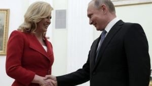 Российско-хорватский невоенный альянс стремительно укрепляется