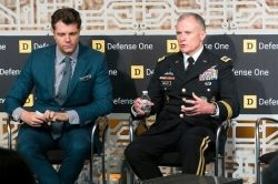 Глава военной разведки США: в ближайшем будущем Россия и Китай разместят оружие в космосе