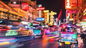 Китай трансформирует всю экономику Юго-Восточной Азии