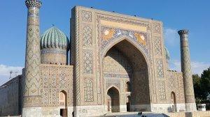 Узбекистан распахивает двери для туристов со всего мира