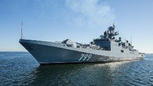 Индия намерена заключить крупнейшую сделку по приобретению российских боевых кораблей