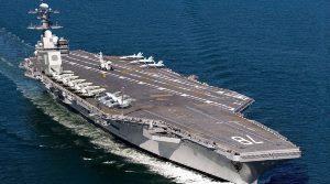 «Жэньминь жибао»: Продажа четырех авианосцев помогла бы Америке сократить дефицит в торговле с Китаем