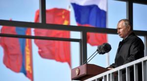 Россия и Китай ещё не совсем союзники
