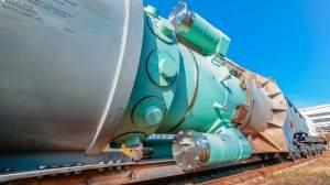 В России поставлен второй реактор для атомного ледокола «Урал»