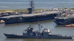 Эксперт: Россия способна пустить к дну американские авианосцы, действующие у берегов Восточной Гренландии