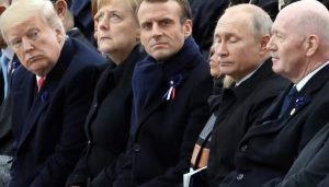 Пепе Эскобар: Что делал «гиперзвуковой» Путин на мемориальной церемонии в Париже