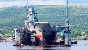 Какая судьба ждёт единственный авианесущий крейсер России?