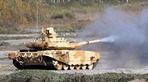 «Ахиллесова пята» российских танков