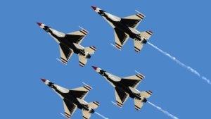 Война сверхдержав: американские ВВС готовятся к схватке с Россией и Китаем